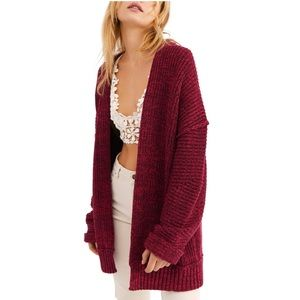 Free People High Hopes Cardigan S